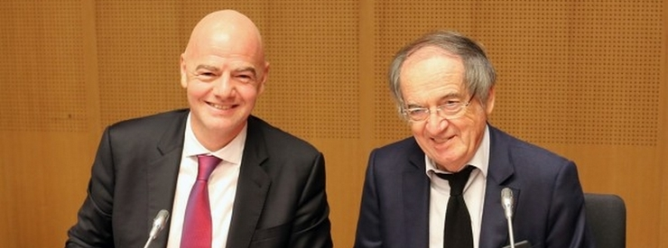 FIFA and French FA Sign MoU to Assist African Member Associations on Technical Matters