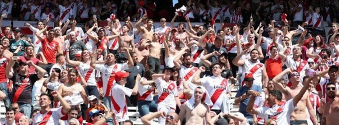 CAS Confirms River Plate's Sanction