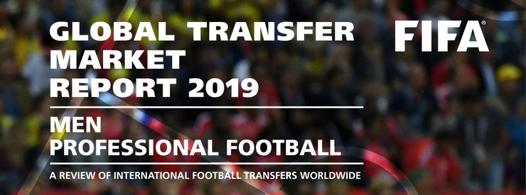 FIFA Publishes 2019 Global Transfer Market Reports