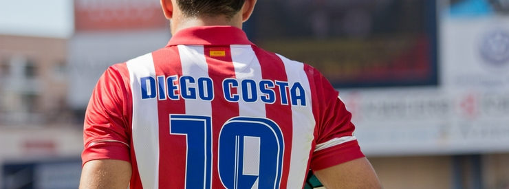 The Spanish Competition Committee sanctions Diego Costa