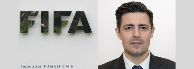 James Kitching appointed Director of Football Regulatory at FIFA ...