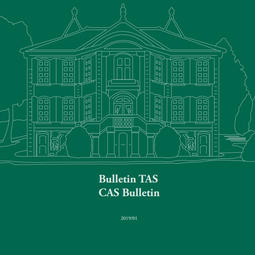 Court of Arbitration for Sport Publishes CAS Bulletin 2019/01