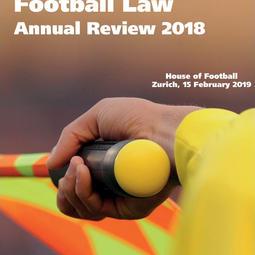 Inaugural FIFA Football Law Annual Review